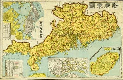 Guangdongmap