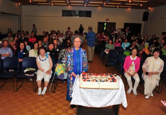 Happy Birthday to Professor Yeh!