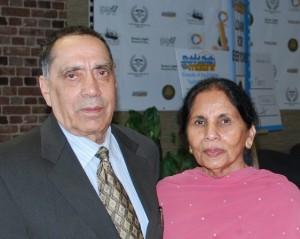 Mr. and Mrs. Gill Moranwali