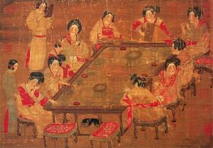 Tang music